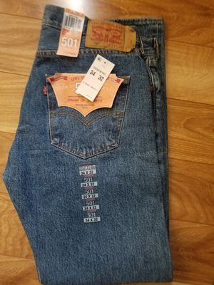 Brand new Levi's 501 with tags for Sale in Santa Monica, CA