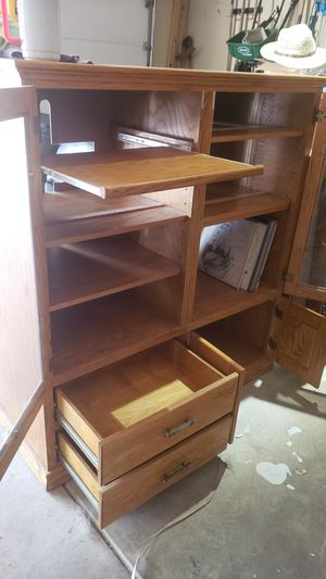 Custom Oak Cabinet for Sale in Pendleton, IN