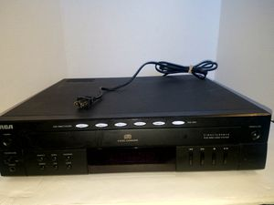 Rca five disc cd changer for Sale in East Wenatchee, WA