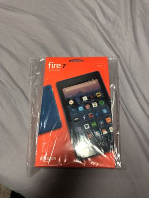 Tablet fire 7 8GB new for Sale in Washington, DC