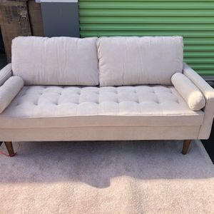Beige Sofa😍 for Sale in Marietta, GA