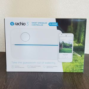 Rachio 3 Smart Sprinkler Controller for Sale in Winchester, CA