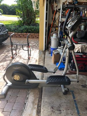 Elliptical Pro-Form Space saber 890 for Sale in Fort Lauderdale, FL