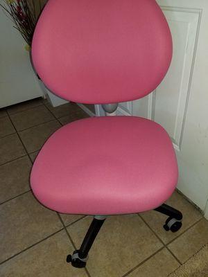 Little Soleil Adjustable Chair for Kids Pink for Sale in Las Vegas, NV