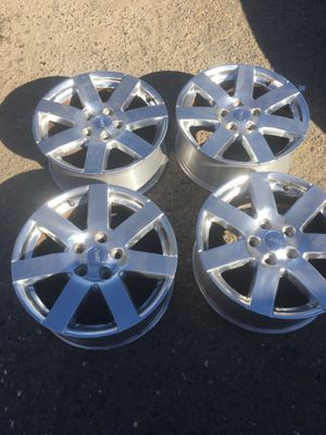 For sale 5 lugs keep rims for Sale in Lodi, CA