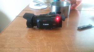 Canon HD camera and video recorder for Sale in River Rouge, MI