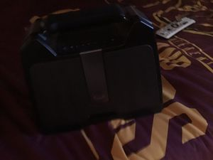 G boom Bluetooth speaker for Sale in Cutler, OH