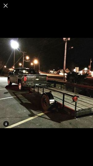 12 ft trailer. Balancing technology & Brand new tires for Sale in Derry, NH