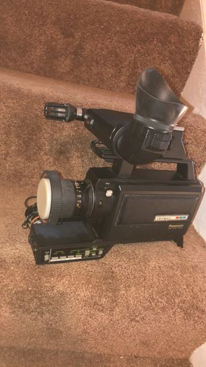 VINTAGE PANASONIC PK-957 NEWVICON OMNIPRO COLOR - VIDEO RECORDER for Sale in Lexington, KY