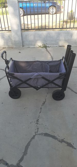 folding wagon for Sale in Perris, CA
