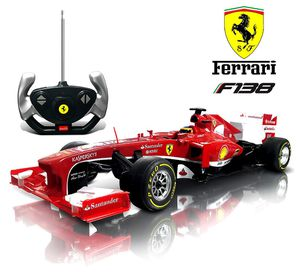Exotic 1:12 Scale Licensed Formula One Ferrari F138 Remote Control F1 Car for Sale, used for sale  Los Angeles, CA