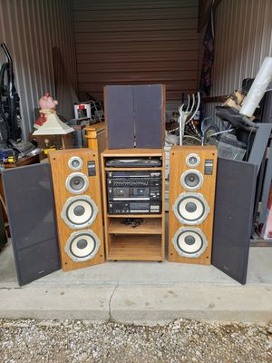 Panasonic home stereo for Sale in Barberton, OH