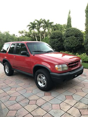 1999 Ford Explorer Sport Manual for Sale in Fort Lauderdale, FL