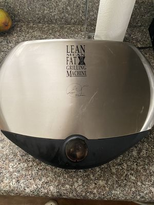 Lean mean fat grilling machine for Sale in Colonial Heights, VA