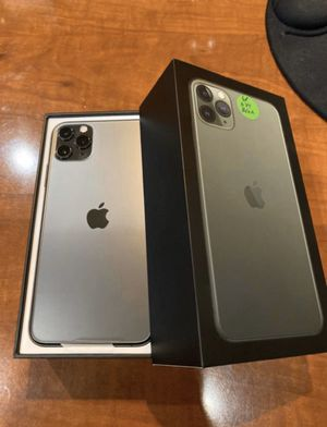 iPhone 11 Pro Max for Sale in San Jacinto, CA