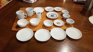 Antique China dishes-Children's tea set. for Sale in Menifee, CA