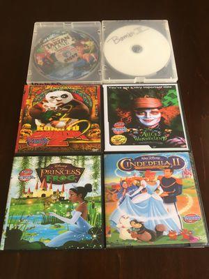 Walt Disney DVDs for Sale in South Gate, CA