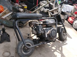 Mini bike everything works honda gx200 new clutch ready to use for Sale in Bell Gardens, CA