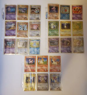 Japanese Holo Rare Pokemon Cards for Sale in Tampa, FL