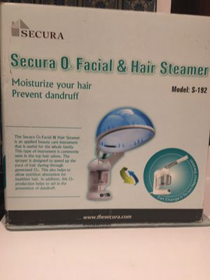 """""""Secura"""" Facial and hair steamer/ moisturizer for Sale in New York, NY"""