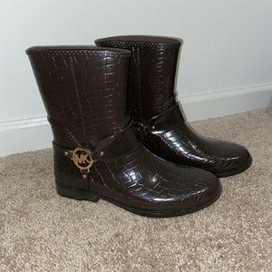 Michael Kors Rain Boots for Sale in McDonough, GA