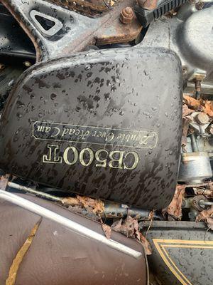CB 500T for Sale in Bridgeport, CT