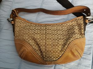 Coach bag for Sale in Mustang, OK