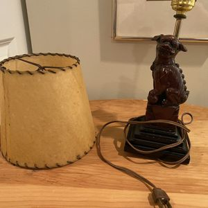 Antique Orientalist Mini Table Lamp for Sale in Potomac, MD