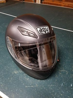 AGV K4 EVO Gunmetal Gray Motorcycle helmet for Sale in Seattle, WA
