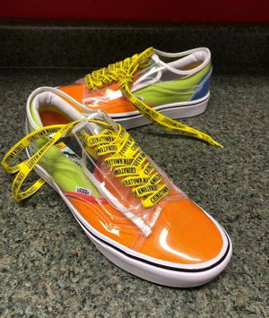 Chinatown Market X Vans Collab size 9 men for Sale in Los Angeles, CA