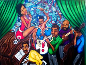 Jam session by dossome for Sale in Atlanta, GA
