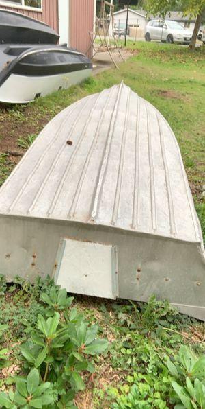 Aluminum boat for Sale in Covington, WA
