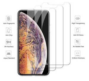 Tempered GLASS Screen Protector For iPhone 11 Pro Max 10 Max Plus for Sale in Glendale, AZ