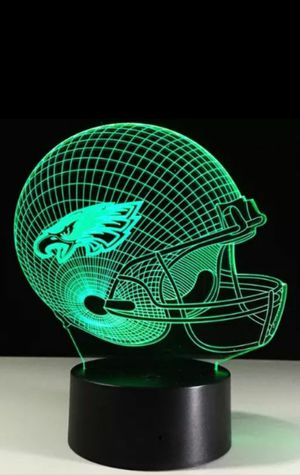 Philadelphia Eagles NFL Night Light Lamp for Sale in Evesham Township, NJ