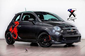 2015 FIAT 500 ABRATH 2dr HATCHBACK FINANCE AVAILABLE for Sale in Houston, TX