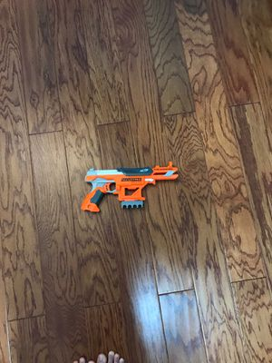 TOY Nerf Falconfire accurate blaster with dart storage for Sale in Sarasota, FL