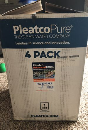 Pleatco Advanced Pool Filters PCC80 (Pentair Clean & Clear Plus 320) for Sale in San Diego, CA