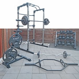 Custom Home Gym (Free Consultation) - Equipments Are Ready To Own for Sale in San Jose, CA