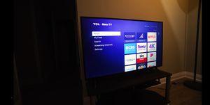 "Hisense Hisense 50"" Class 4K Ultra HD HDR Roku Smart TV for Sale in Mount Carmel, TN"