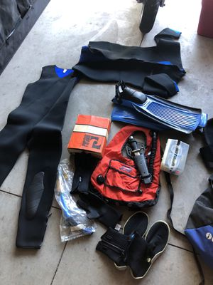 Sea quest total dive package! Men's for Sale in Bend, OR
