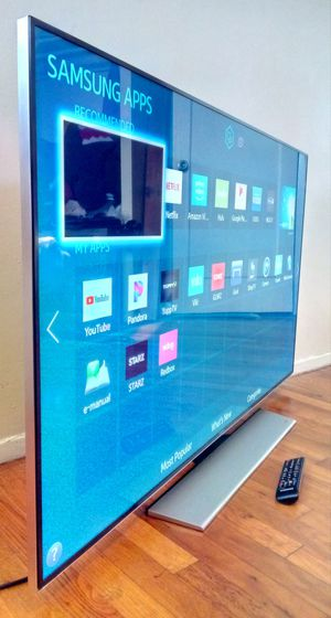 "55"" SAMSUNG LED SMART 3D 4K ULTRA HDTV->-( FREE DELIVERY ) for Sale in Lynwood, CA"