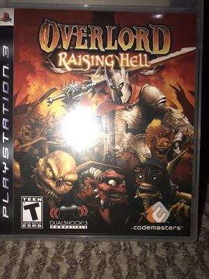 Overlord raising hell for Sale in Tamarac, FL
