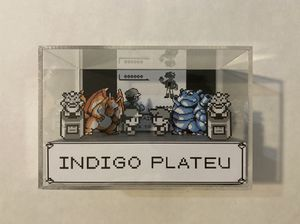 Pokemon Collectible Indigo Plateu Cube for Sale in Santa Rosa, CA