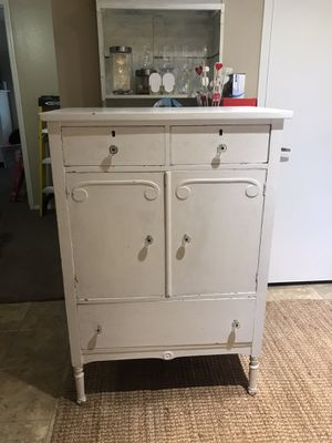 Antique dresser - solid wood for Sale in Poway, CA