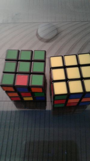 Rubric cube for Sale in Lamont, FL