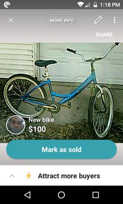 next bike for Sale in Leland Grove,  IL