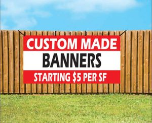 Banners $5 per sf for Sale in Houston, TX