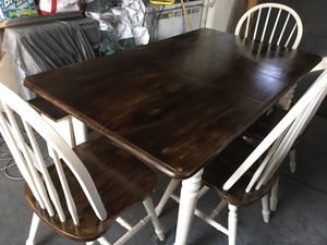 Country table set for Sale in Watsontown, PA