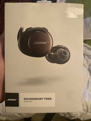 Bose Soundsport Free for Sale in Poulsbo, WA