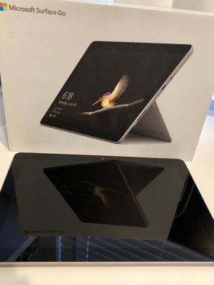 Surface go 128gb with type cover keyboard for Sale in Hayward, CA
